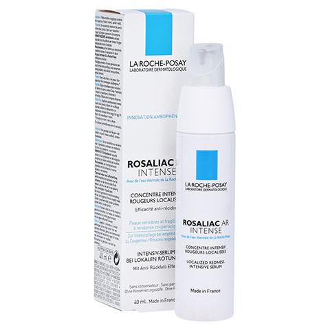 La Roche-Posay Rosaliac AR Intense Intensiv-Serum gegen Hautrötungen 40 Milliliter