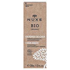 NUXE Bio Antioxidatives Serum 30 Milliliter - Rückseite