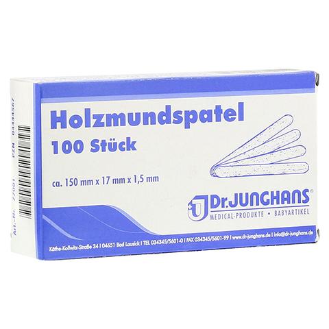 HOLZMUNDSPATEL 15 cm 100 Stück