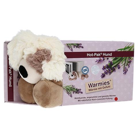 WARMIES Hot Pak Hund beige 1 Stück