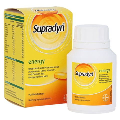 Supradyn energy 95 Stück