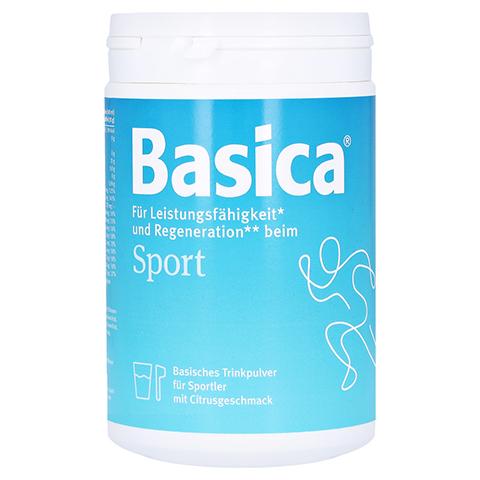 Basica Sport Mineralgetränk Pulver 660 Gramm