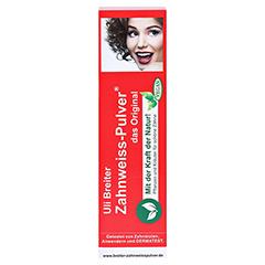 Uli Breiter Zahnweiß Pulver 40 Gramm - Vorderseite