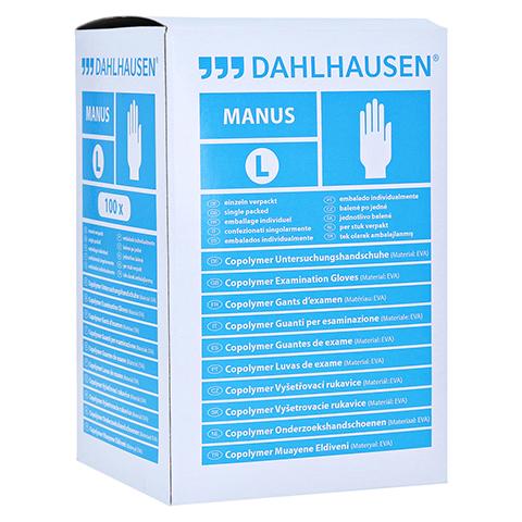 COPOLYMER Handschuhe steril Gr.L 100 Stück