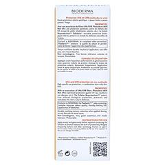 BIODERMA Photoderm AKN Mat Sonnenfluid SPF 30 40 Milliliter - Rückseite