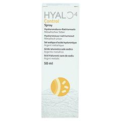 HYALO4 Control Spray 50 Milliliter - Vorderseite