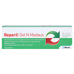 REPARIL-Gel N Madaus 100 Gramm N2 - Vorderseite