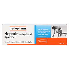 Heparin-ratiopharm Sport 100 Gramm N2 - Vorderseite