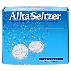 Alka-Seltzer classic 24 Stück - Vorderseite
