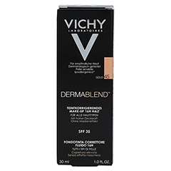 Vichy Dermablend Make-up Fluid Nr. 45 Gold 30 Milliliter - Vorderseite