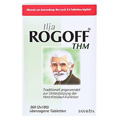 ILJA ROGOFF THM überzogene Tabletten 360 Stück - Vorderseite