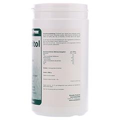 ERYTHRITOL Zuckerersatz Pulver 1000 Gramm - Linke Seite