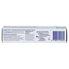 COLGATE Total Fresh Stripe Zahnpasta 75 Milliliter - Linke Seite