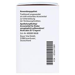 Enzym Lefax 100 Stück - Rechte Seite