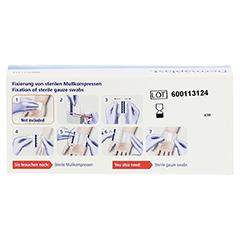 DERMAPLAST MEDICAL Fixierverband wasserd.10 cmx2 m 1 Stück - Rückseite