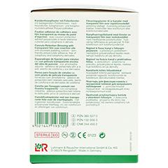 CURAFIX i.v. control Kanülenfixierpflast.6x9 cm 50 Stück - Rückseite