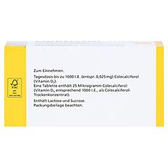 DEKRISTOL 1.000 I.E. Tabletten 200 Stück - Oberseite