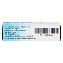 Bepanthen Wund- und Heilsalbe 3.5 Gramm - Unterseite