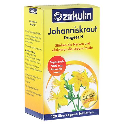 JOHANNISKRAUT DRAGEES H 120 Stück