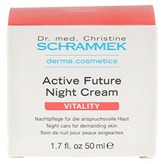Dr. Schrammek Active Future Night Cream 50 Milliliter - Vorderseite