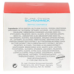 Dr. Schrammek Active Future Night Cream 50 Milliliter - Rückseite