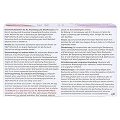 H&S Abführtee N 20x1.0 Gramm N1 - Rückseite