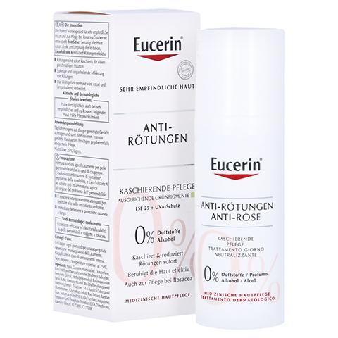 Eucerin AntiRötungen Kaschierende Tagespflege 50 Milliliter