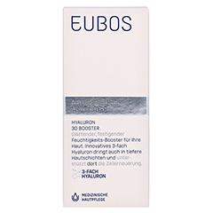 EUBOS ANTI-AGE Hyaluron 3D Booster Gel 30 Milliliter - Vorderseite