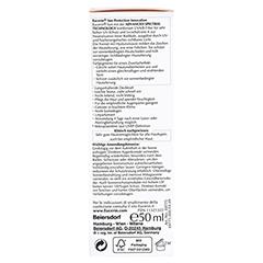 Eucerin Sun Creme getönt mittel LSF 50+ + gratis Eucerin After Sun 50 ml 50 Milliliter - Linke Seite
