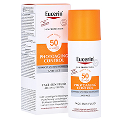 Eucerin Sun Photoaging Control Face Fluid LSF 50 50 Milliliter
