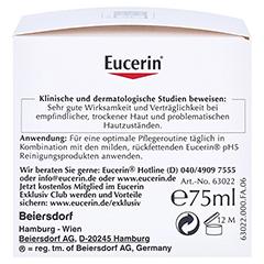 EUCERIN pH5 Creme empfindliche Haut 75 Milliliter - Linke Seite