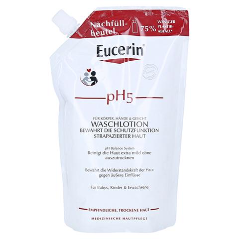 EUCERIN pH5 Waschlotion empfindliche Haut Nachfüll 750 Milliliter