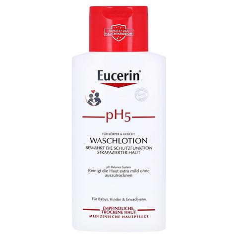 EUCERIN pH5 Waschlotion empfindliche Haut 200 Milliliter