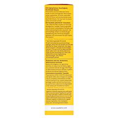 CAUDALIE Anti-Falten Sonnencreme Gesicht SPF 50 50 Milliliter - Linke Seite