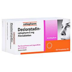 Desloratadin-ratiopharm 5mg 100 Stück N3