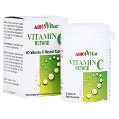 VITAMIN C RETARD Tabletten mit Depotwirkung 60 Stück