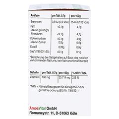 VITAMIN C RETARD Tabletten mit Depotwirkung 60 Stück - Rechte Seite