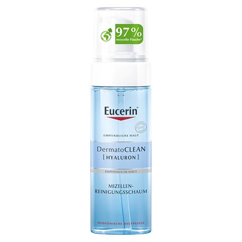 EUCERIN DermatoCLEAN Hyaluron Miz.Reinigungsschaum 150 Milliliter
