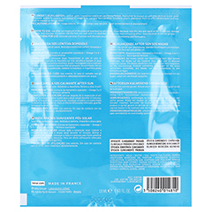 LIERAC Sunissime beruhigende After Sun SOS Maske 1x18 Milliliter - Rückseite