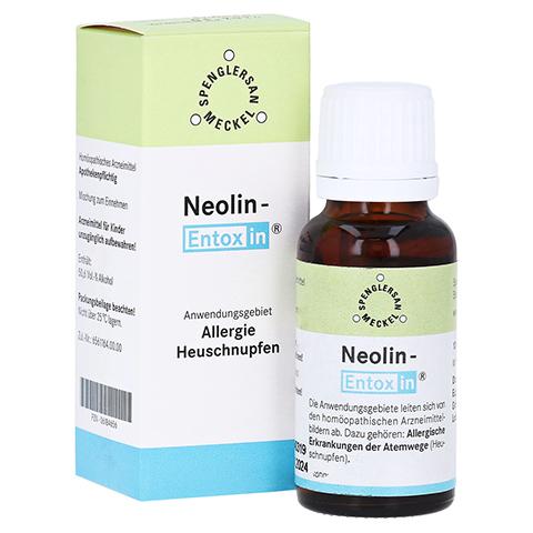 NEOLIN ENTOXIN N Tropfen 20 Milliliter N1