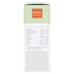MERZ Spezial Haar-activ Dragees 120 Stück - Linke Seite
