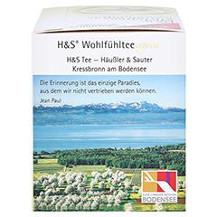 H&S Misteltee Mischung mit Zitronengras Filterbtl. 20x2.0 Gramm - Rechte Seite