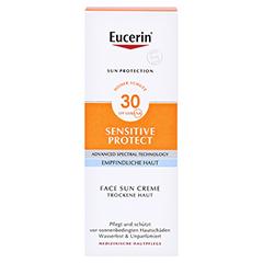 EUCERIN Sun Creme LSF 30 50 Milliliter - Vorderseite