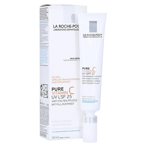 La Roche-Posay Pure Vitamin C UV LSF 25 Creme 40 Milliliter