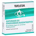 EUPHRASIA D 3 Einzeldosen-Augentropfen 10x0.4 Milliliter N1