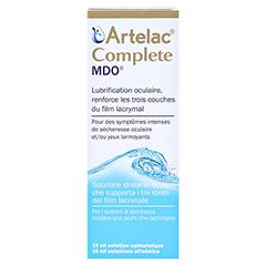Artelac Complete MDO Augentropfen 10 Milliliter - Rückseite