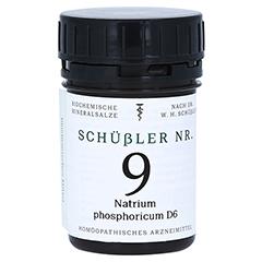 SCHÜSSLER Nr.9 Natrium phosphoricum D 6 Tabletten 200 Stück
