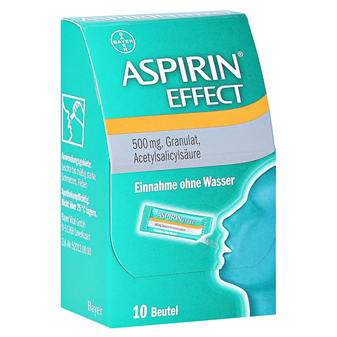 Aspirin Effect 10 Stück