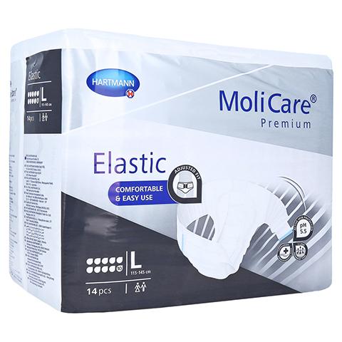MOLICARE Premium Elastic Slip 10 Tropfen Gr.L 14 Stück