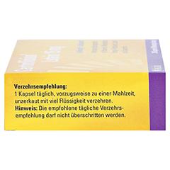 CENTROVISION Lutein 15 mg Kapseln 30 Stück - Linke Seite